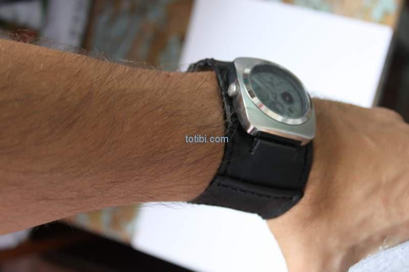 Широкий ремешок для наручный часов магазины наручных часов в перми