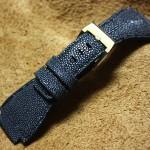 IMG_5093 (Ремешок из ската для часов Bell&Ross BR 01-94-S-00555 Limited, ручная работа)
