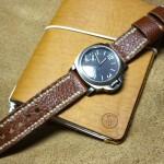 IMG_5388 (Ремешок для часов Panerai 24mm ручной работы)