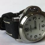 pam114straps 004 (Ремешок для часов Panerai Luminor PAM ручной работы из ската)