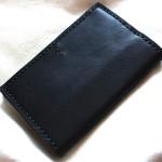 IMG_5697 (Кошелек ручной работы (портмоне, обложка для документов) скат)
