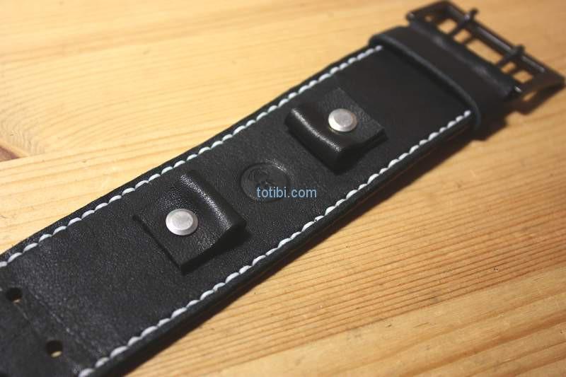 Широкий ремешок для любых часовTotibi.com