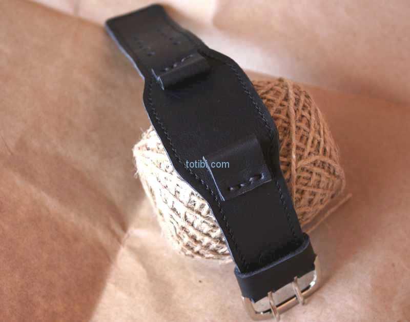 Как из кожи сделать браслет для часов своими руками 96