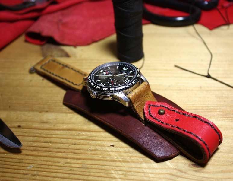 Ремонт ремешка часов своими руками 49