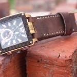 Ремешок ручной работы для часов apple iWatch из лошадиной кожи Horween сделан в Москве чтобы служить долго, доставка по России и зарубеж.