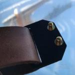 Уникальная ременная пряжка из стали и латуни для ремня для джинс. Сделана вручную в Москве чтобы служить долго и каждый день радовать красиво старея.
