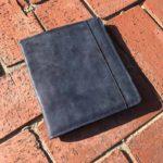 Кожаная обложка ручной работы для ридера PocketBook Color Lux. Из лошадиной кожи.