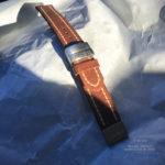 Ремешок ручной работы для часов u-boat сделан в Москве доставка по России и миру.