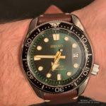 Ремешок ручной работы для часов Seiko купить в подарок в Москве