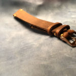 Ремешок ручной работы для часов Longines сделан в Москве доставка по России и зарубеж