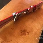 Ремешок ручной работы из крокодила для часов Tonino Lamborghini сделан в Москве, доставка по России и зарубеж